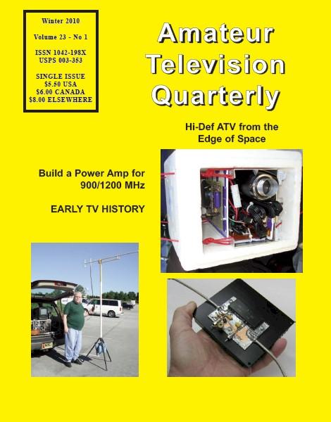 Amateur television quarterley